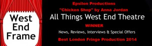 London Fringe Production 2015 - WINNER